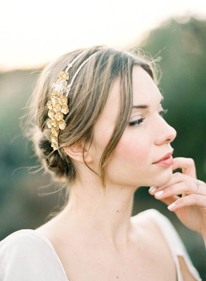 Hochzeit - Hushed Commotion Braut-Accessoires für 2014