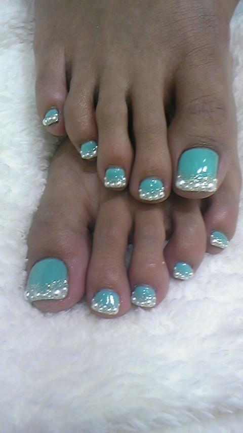 Hochzeit - Beauty - Hände & Füße