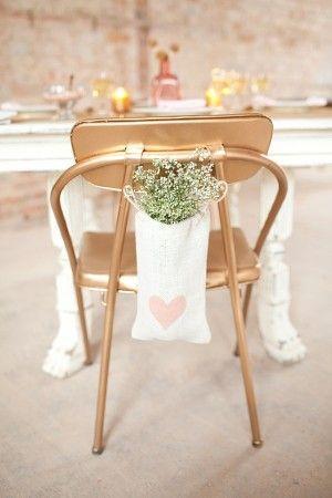 Hochzeit - Dreamy Loft Hochzeit Inspiration