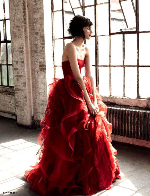 Hochzeit - Red Means Perfekt
