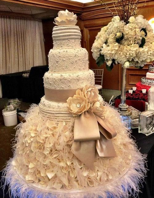 Cake - Beautiful Cakes & CupCakes II #2065207 - Weddbook