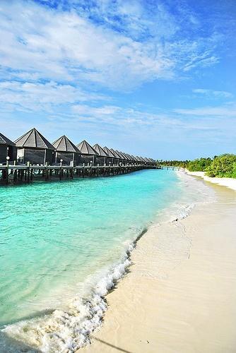 Kuredu Island, Maldives #2065227