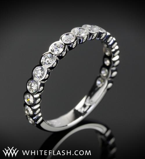 Mariage - Eternity anneaux
