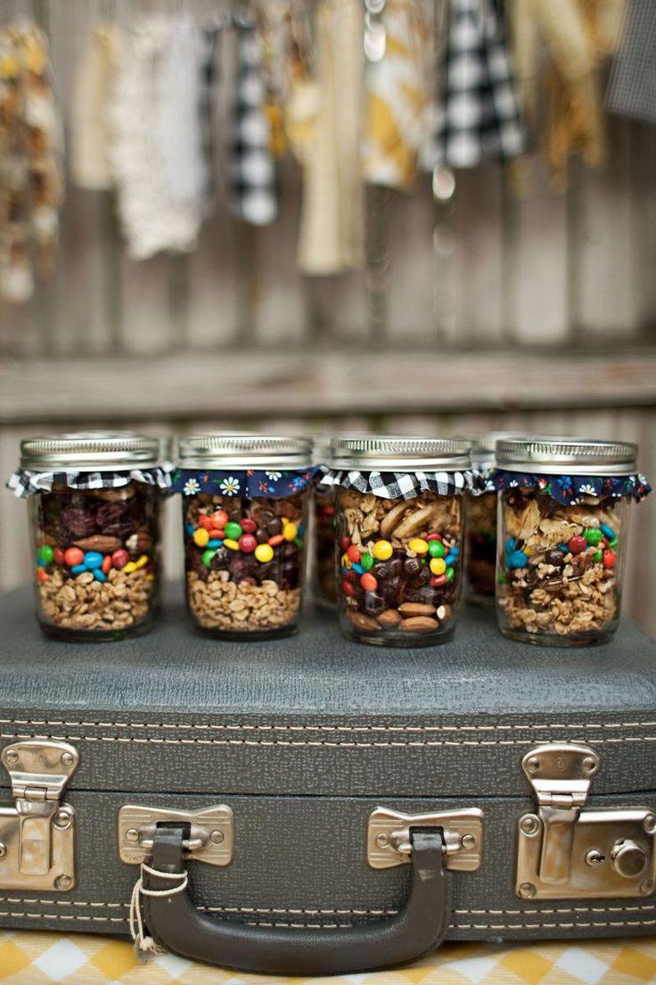 Mason Jar - Cookie-Mix In Einem Glas #2065657 - Weddbook
