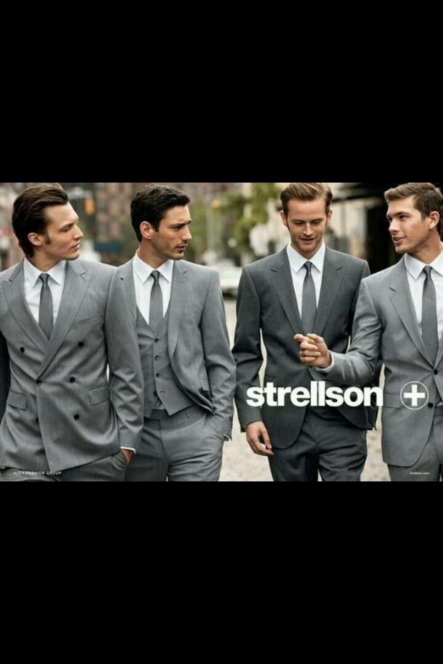 Свадьба - groomsmen