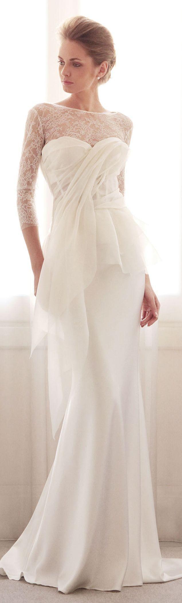 Wedding - Gemy Maalouf Bridal S/S 2014