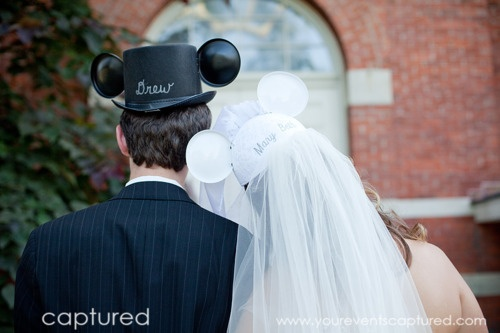 Disney Wedding - Disney Photo Op -The Ears  2066235 - Weddbook 7253d986782
