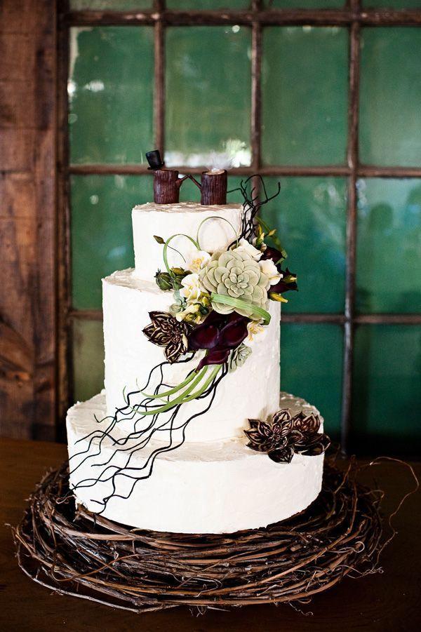 زفاف - أحب أسفل من الكعكة.
