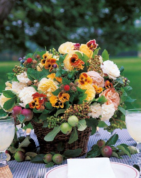 "Boda - Carolyne Roehm nuevo libro, ""Flores"""