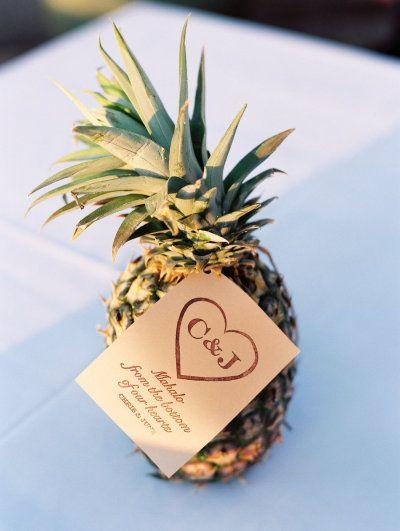 Wedding - Tropical Favors And Wedding Welcome Bags