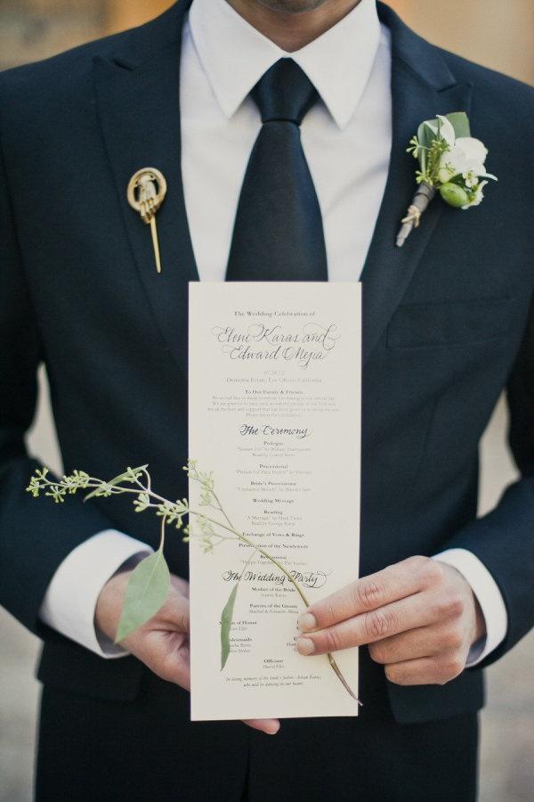 Mariage - garçons d'honneur