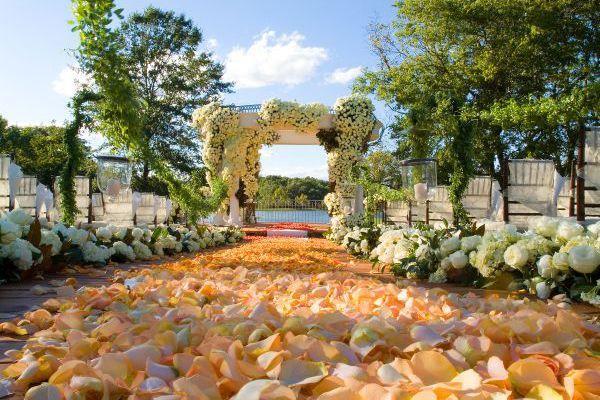Wedding - Wedding Ideas By Color: Orange