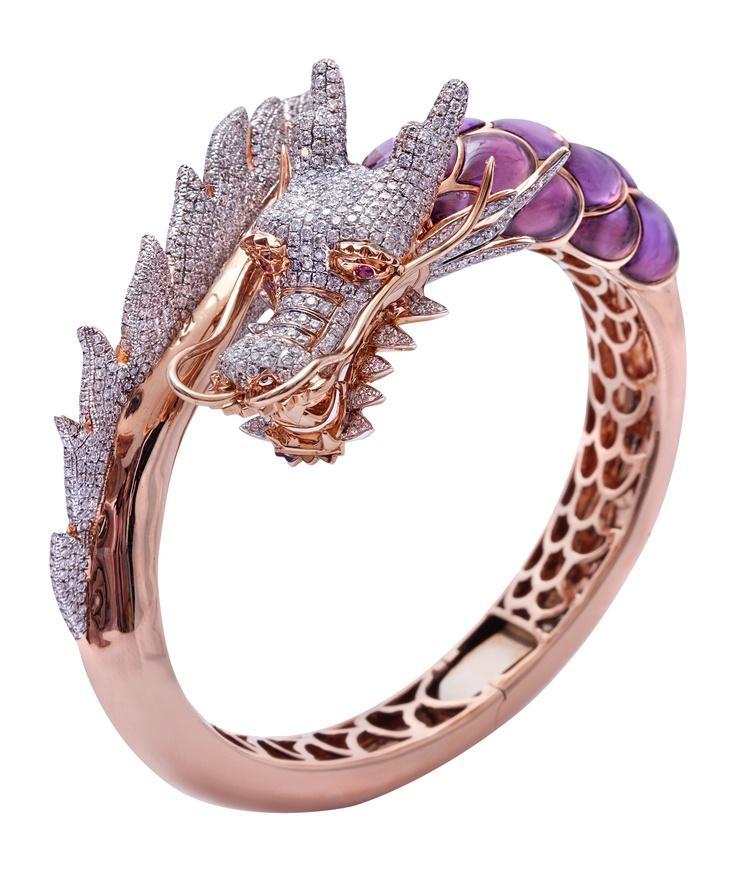 Mariage - Ilaria Lanzoni-Dragon Bracelet