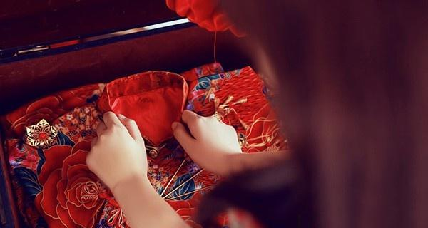 Hochzeit - Qipao für Hochzeit