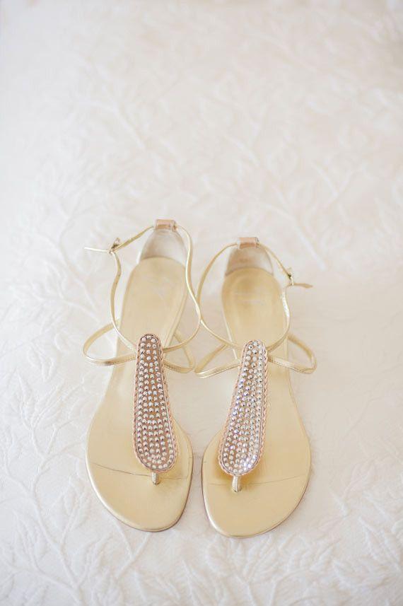 Mariage - Sandales, Appartements et Compensées