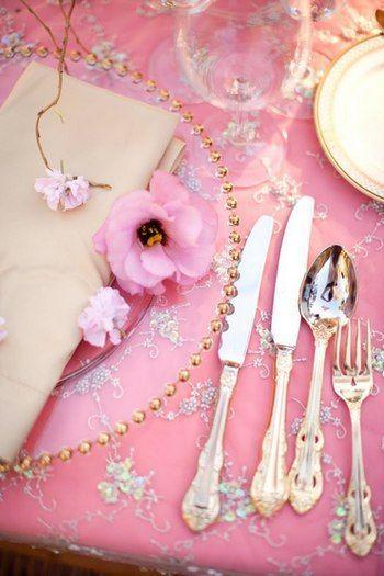 Romantic linens and tables cape tablescapestable settings pinterest