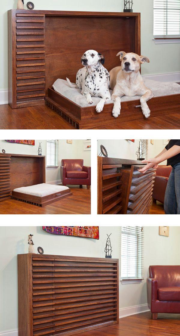 Haustiere Ein Schrankbett Für Hunde 2066906 Weddbook
