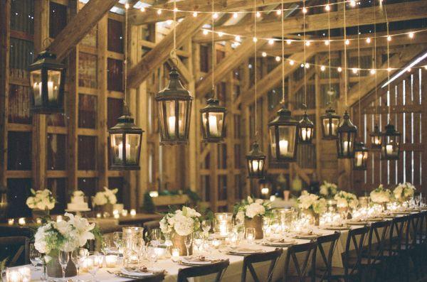 Wedding Lights Romantic Rustic Plantation Wedding 2066912 Weddbook