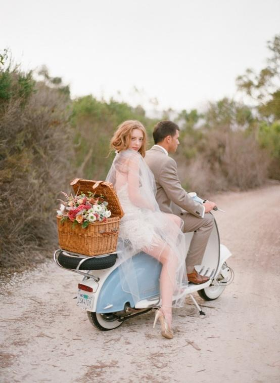 Wedding - Ride Off Into The Sunset In Style!