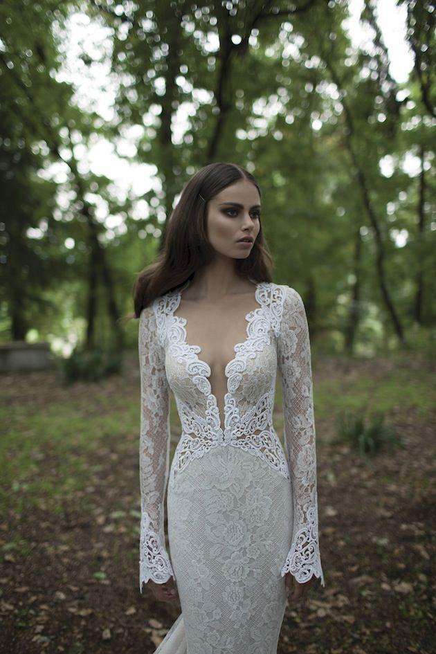 Berta abito da sposa collezione inverno 2014 2067100 for Berta wedding dress 2014