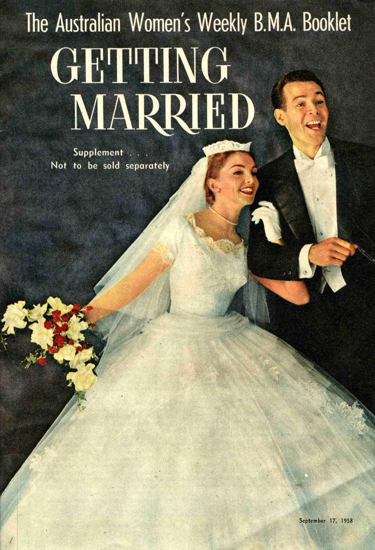 Hochzeit - 1958