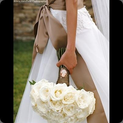 Wedding - Beige Ribbon