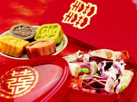 Wedding - Traditional Chinese Wedding Food