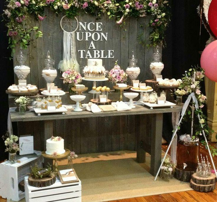 Wedding Sweet Table Ideas Pinterest