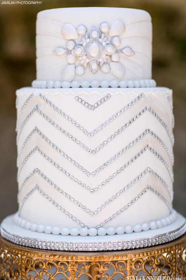 ... Cake wedding cakes - great gatsby inspired wedding cake #2067852