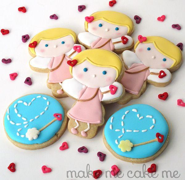 Wedding - Cupid's Arrow Cookies
