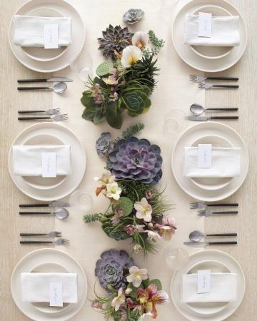 Wedding - Table Chic Et Sobre
