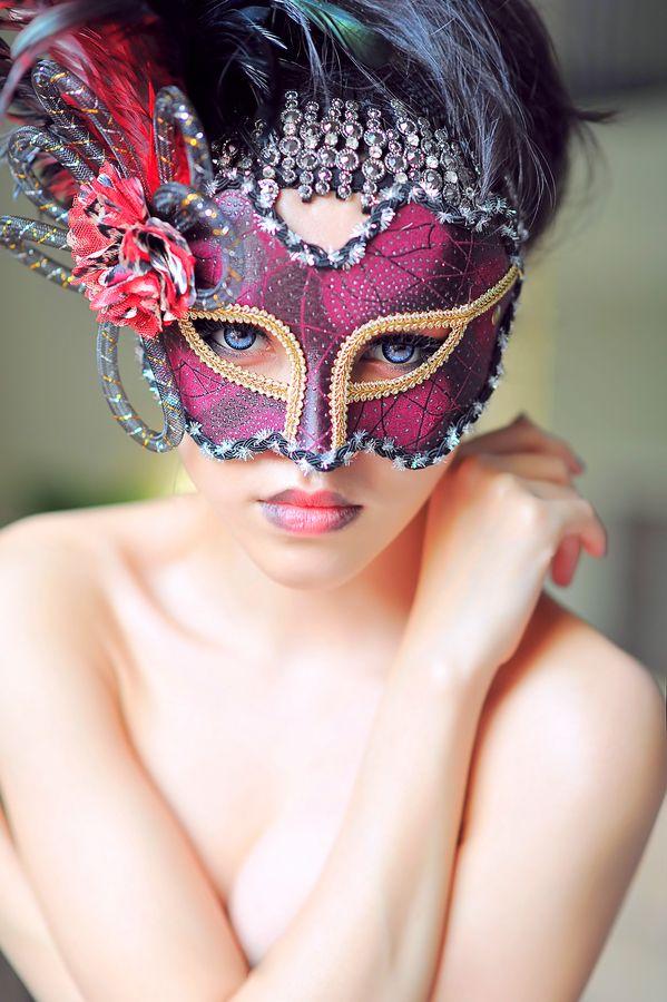 Hochzeit - Masquerade ..