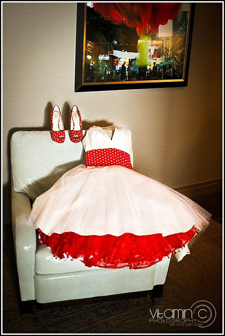 Hochzeit - Rockabilly 1950er Hochzeits Inspiration
