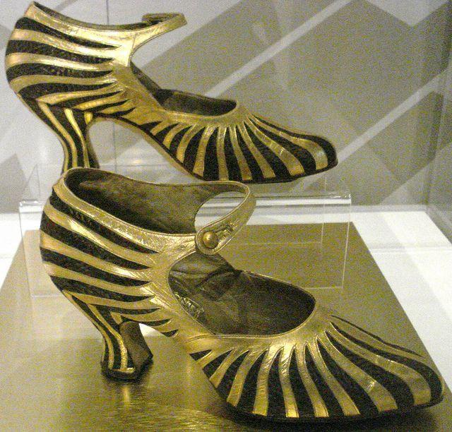 Свадьба - 1920-х Распутница, обувь