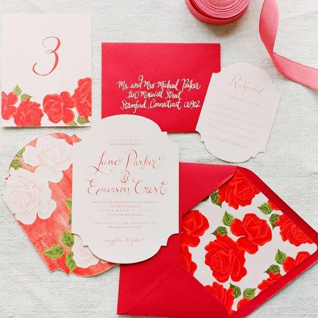 Hochzeit - Einladungen