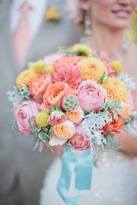 Gorgeous Spring Flower Bouquet