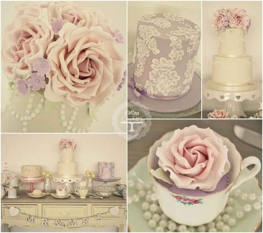 Свадьба - Марочные Десертные Таблица