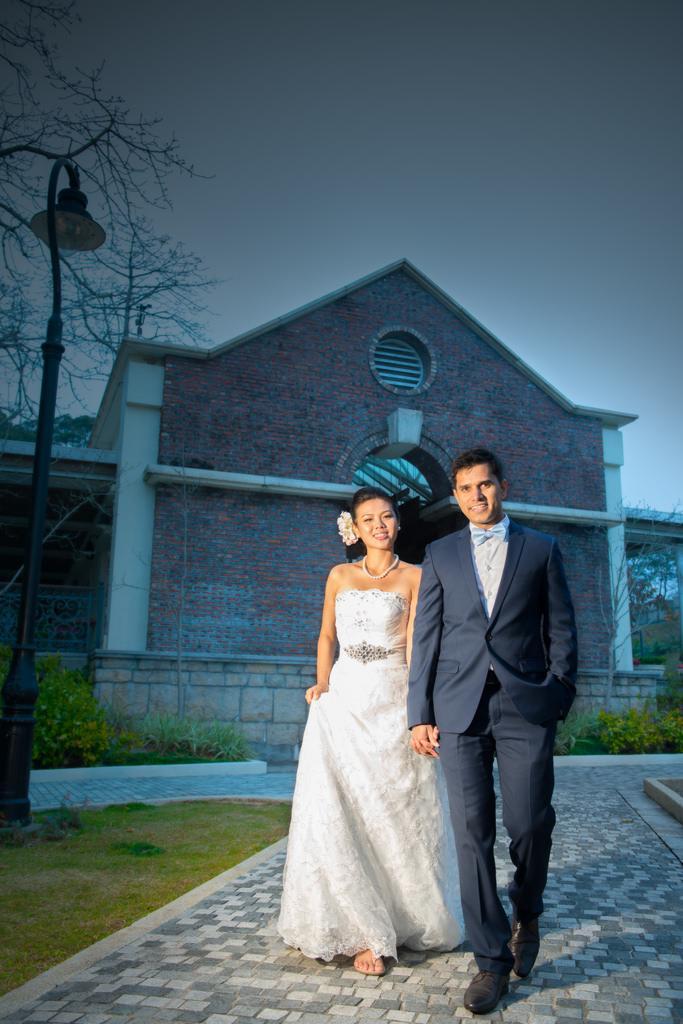 Mariage - Marcher ensemble
