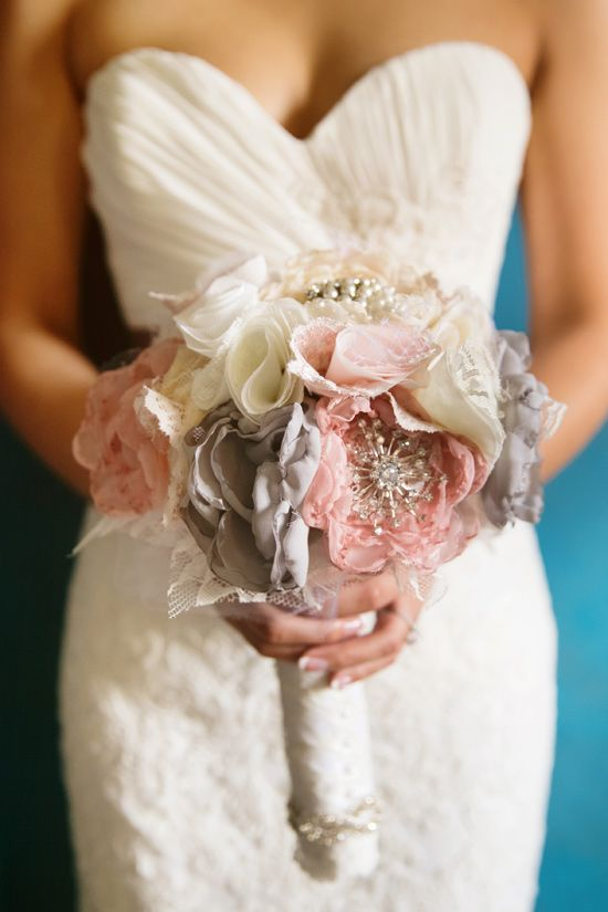 Bouquet/Flower - DIY WEDDING BOUQUET #2068437 - Weddbook