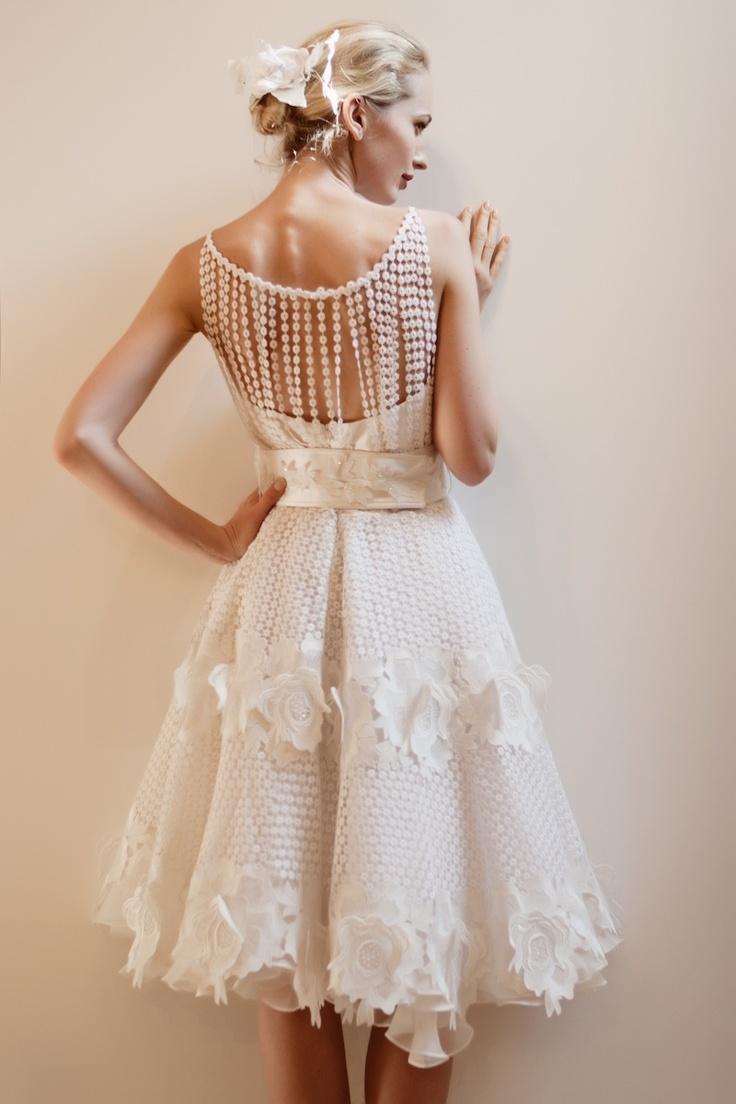 Dress short wedding dresses 2068446 weddbook for Short wedding dresses images
