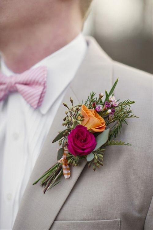Wedding - Wedding Boutonieres