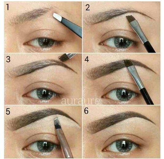 Make up Augen Tutorial 2068493 Weddbook