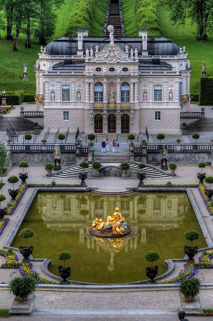Ettal Germany  city pictures gallery : schloss linderhof ettal germany see more about bavaria germany germany ...