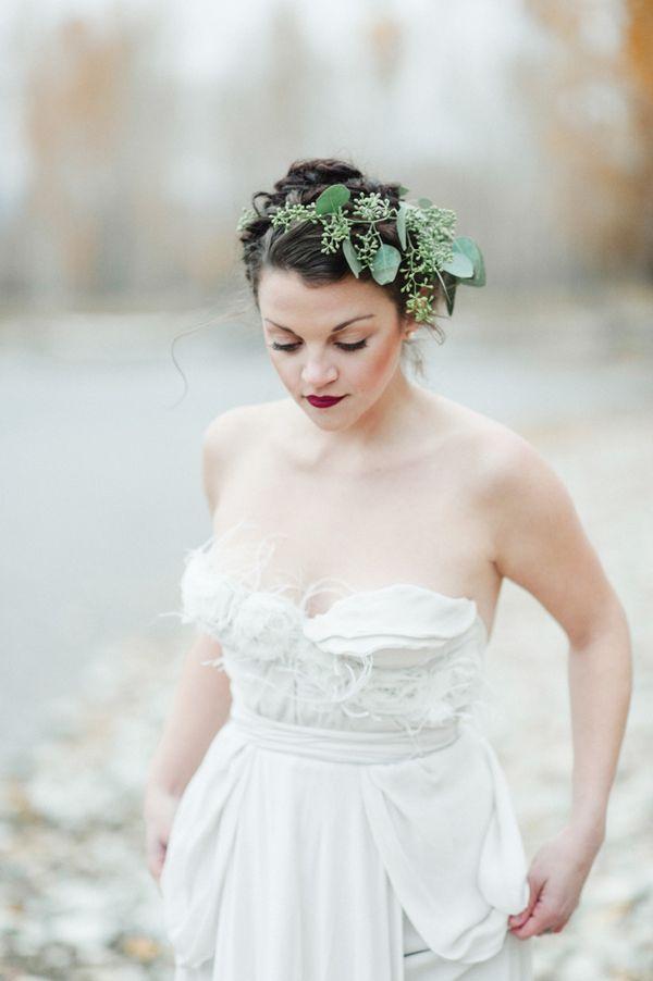 Wedding - Bride In Claire La Faye
