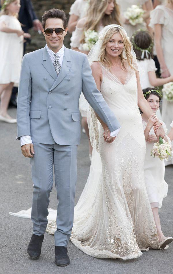 Wedding - Kate Moss & Jamie Hince M.July 2011