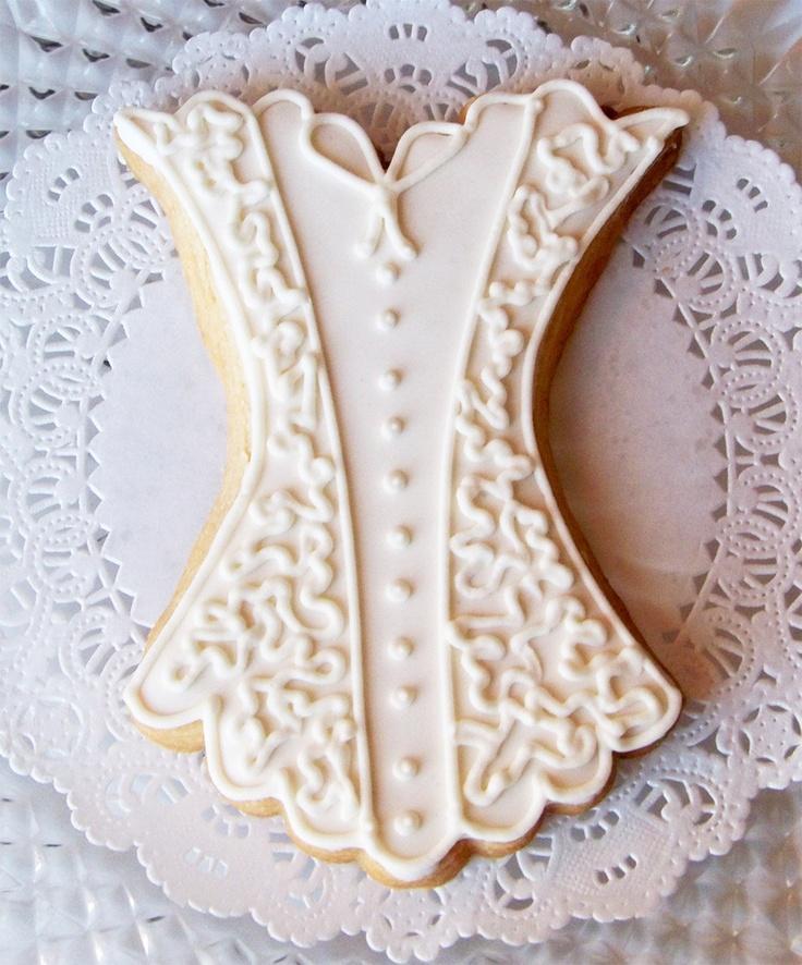 زفاف - اسي الملابس الداخلية كوكي