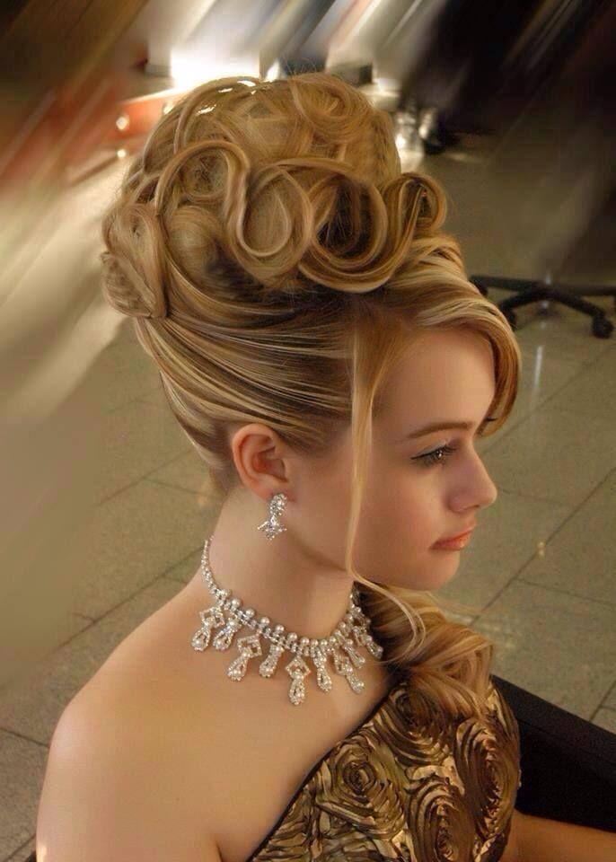 Beautiful Hairstyles Design : Wedding nail designs a bride s bridal hair
