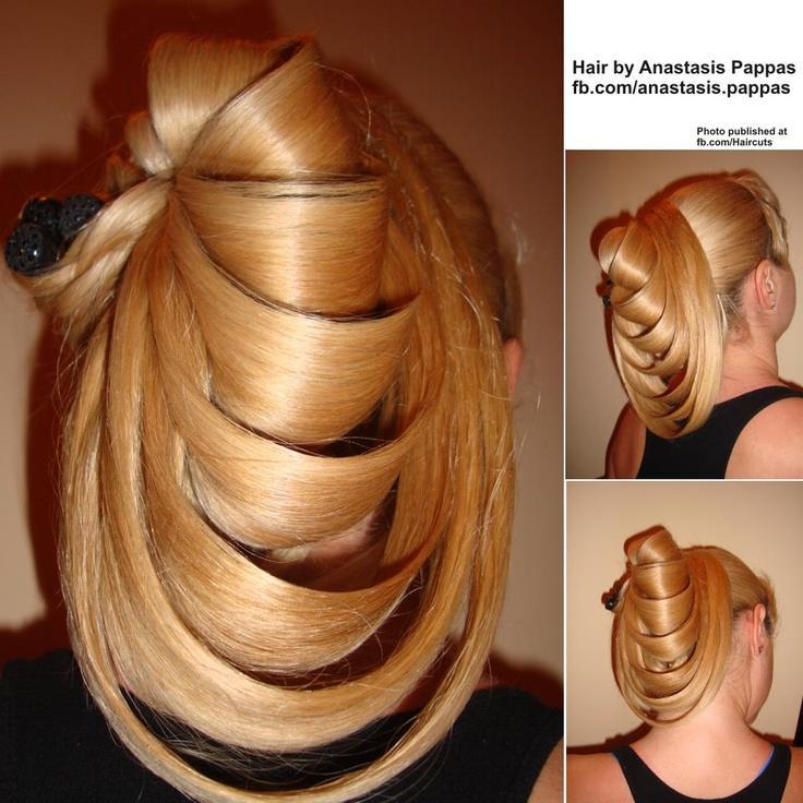 Pinterest Wedding Hair Ideas: Hair By Anastasis Pappas #2068933