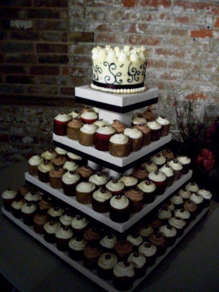Wedding - Wedding Cupcakes
