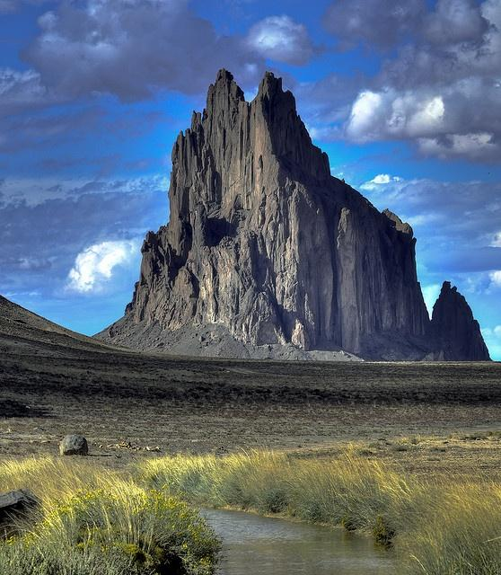 Honeymoon - Shiprock, New Mexico #2068952 - Weddbook